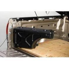 2007 GMC Sierra 2500 UnderCover Swing Case Tool Box - Shop RealTruck.com
