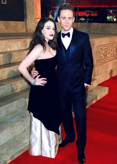 Kate Dennings and Tom;)