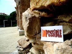 I'm possible #EscribiendoUnAbrazo #abrazoescrito #abrazo #Barcelona