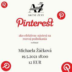 Michaela Žáčková: Výsledky na Pintereste uvidíte asi po dvoch mesiacoch postovania - Akčné ženy Calm, Artwork, Blog, Instagram, Work Of Art, Auguste Rodin Artwork, Artworks, Blogging, Illustrators