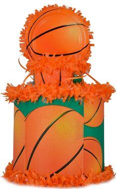 World of Pinatas - Basketball Sport Pinata, $27.99 (http://www.worldofpinatas.com/basketball-sport-pinata/)