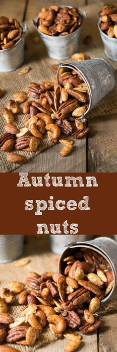 Autumn spiced nuts                                                                                                                                                                                 More