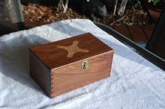 Jewellery Box by WoodWorkByBoyd on Etsy