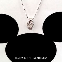 Happy Birthday to the mouse that started it all ! 11/18 #‎mickeymouse‬ ‪#‎disney‬ ‪#‎alexwoo‬ ‪#‎littleicons‬ ‪#‎mouse‬ ‪#‎diamonds‬ ‪#‎madeinny‬  http://www.alexwoo.com/little-signs-rat-in-14kt-white-gold-with-diamonds.html