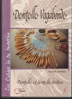 Lots of small bits of 'useful' lace - or as useful as handmade lace can ever be. Bobbin Lace Patterns, Crochet Books, Needle Lace, Lace Making, Lace Design, Hobbies And Crafts, Journal, Needlework, Weaving