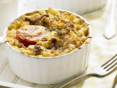 Käse-Makkaroni| eatsmarter.de #pasta #käse #nudelauflauf #rezept