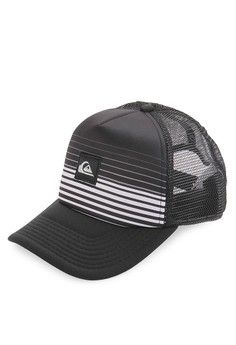 3973098dc31 Pria   Aksesoris   Topi   Caps   Stripe Block M Hats Kvj0   Quiksilver