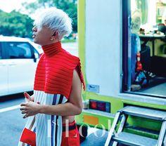 Big Bang Tae Yang - 1st Look Magazine Vol.72