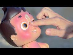 UV-Sensitive Doll Puts Sunblock Arguments with Kids to Rest - http://www.psfk.com/2015/06/nivea-sunblock-dolls-sunburnt-skin-cancer.html