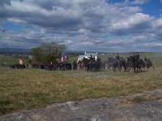 Living History Hold This Ground!