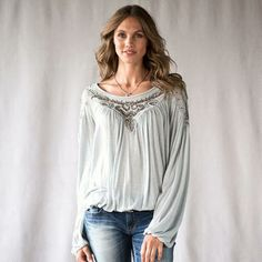 Sundance ARABESQUE BLOUSE