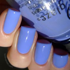 China Glaze Boho Blues (Road Trip 2015)