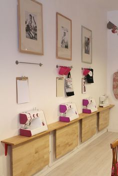 sewing table/machine storage