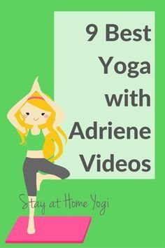 There is something for everyone in this list of the 9 best Yoga with Adriene videos. Free, online yoga! Try one today! Read more on www.stayathomeyogi.com (1)