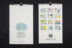 Muumuru kalenterit / calendars: Onni