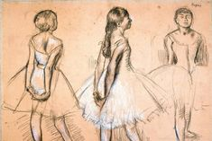 Module 2: Figure Drawing Inspired by Degas - RHHSart.com