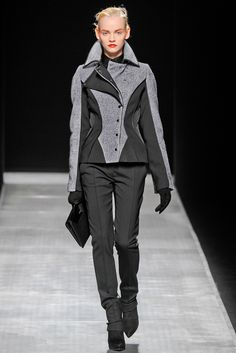 Sportmax | Fall 2012 Ready-to-Wear Collection | Style.com