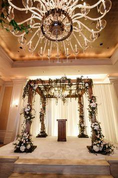 Gorgeous Spring Garden Wedding at the St. Regis Atlanta: Glamour.com