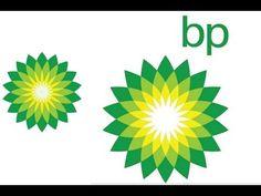 Creating a Radial Pattern Logo in Illustrator (Creating the BP Logo)
