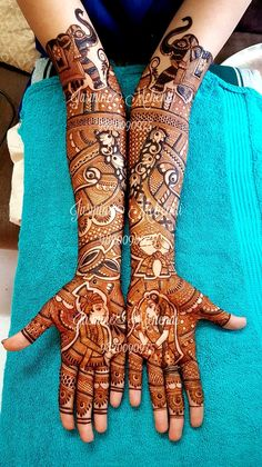 Simple Mehendi designs to kick start the ceremonial fun. If complex & elaborate henna patterns are a bit too much for you, then check out these simple Mehendi designs. Engagement Mehndi Designs, Latest Bridal Mehndi Designs, Indian Mehndi Designs, Henna Art Designs, Mehndi Designs 2018, Mehndi Designs For Girls, Mehndi Design Pictures, Wedding Mehndi Designs, Unique Mehndi Designs