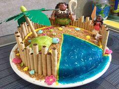 Gâteau vaiana , Recette de Gâteau vaiana  par Dau M.