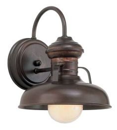 Barn-style Wall Sconce