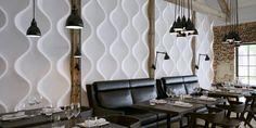 Habillage de mur, tête de lit, personnalisation de meuble, ... un grand nombre de possibilités s'offrent à vous avec les panneaux décors 3D ! Panneau Mural 3d, Piece A Vivre, Curtains, Home Decor, Wall Cladding, Wall Art, Wall Signs, Furniture, Stream Bed