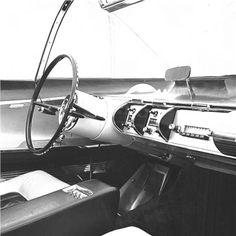 Ghia Lincoln Futura, 1955