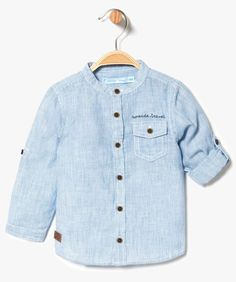 Baby outfit are good quality, confident and are all oh-so-cute! Toddler Winter Fashion, Boys Fall Fashion, Baby Boy Fashion, Boys Shirt And Pant, Denim Shirt Men, Little Boy Outfits, Baby Boy Outfits, Kids Outfits, Boys Sewing Patterns