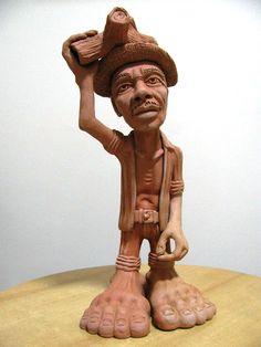 Arte Popular do Brasil: Beto Pezão