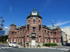 Bank of Iwate old shop Main (Morioka Bank)
