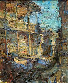 "Ulrich Gleiter | ""In a Georgian Village"" | Gallery 1261 :: Denver, Colorado"