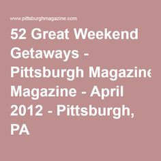 Inn on negley luxury bed and breakfast in pittsburgh pa for Weekend getaways from pittsburgh