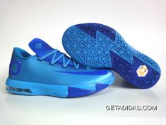 a6b93fb72d8e Nike Kd 6 Shoes Navy Blue TopDeals