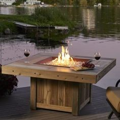 Fire Pit Tables U0026 Outdoor Fireplaces Fire Pit Table Stunning Fire Pit Table