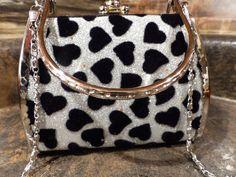 METAL PURSE / HANDBAG - Evening bag by JusFunkinAround on Etsy  $15 Vintage Purses, Vintage Handbags, Iconic Movies, Evening Bags, Purses And Handbags, Metal, Metals, Purses