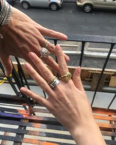 Weve got ring fever- its just too hard to decide on one!