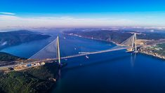 We are thrilled to congratulate T engineering intl, winners of the WAN Best Bridge Award 2017 with their well considered design of Yavuz Sultan Selim Bridge. Celebrating innovation and elegant design applied to bridges the Yavuz Sultan Selim Bridge stood Concrete Structure, Roof Structure, Cable Stayed Bridge, Oil Platform, Carinthia, Pedestrian Bridge, National Portrait Gallery, Civil Engineering, Istanbul Turkey