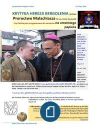 Ryba psuje sie od glowy KRYTYKA HEREZJI BERGOLENIA PDO306 Proroctwo Malachiasza FO von Stefan Kosiewski Czy Polska jest przygotowana do zamachu na ostatniego papieza 20160324 Magazyn Europejski SOWA http://sowa.typepad.com/blog/2016/03/krytyka-herezji-bergolenia-pdo306-proroctwo-malachiasza-fo-von-stefan-kosiewski-czy-polska-jest-przygotowana-do-zamachu-na-os.html