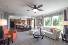 Photos 4710 ROCKETEER 76X32 8'FL   57ROC32764EH   Clayton Homes of Florence - Florence, SC