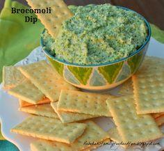 Brocomoli Dip