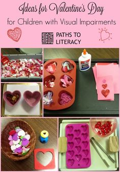 24 Best Valentine S Day Ideas For Children With Visual Impairments