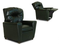 #helpinghand This Contemporary #Child Recliner Chair With Cup Holder Will  Give Your Childu0027s Furniture