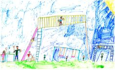 Hayley, age 8. Kids Summer Leisure Guide Art Contest- The Community Development, Recreation and Parks department wants your help to fill our Summer Leisure Guide section heading pages. Visit www.Regina.ca for contest information. #yqr #regina