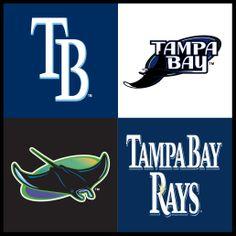 Tampa Bay Rays Tampa Bay Rays, American Sports, Cavaliers Logo, Team Logo