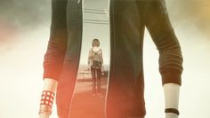 Max And Chloe, Life Is Strange, True Colors, Leather Pants, Jackets, Game, Fashion, Leather Jogger Pants, Down Jackets