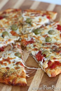 pizza iogurte grego 2