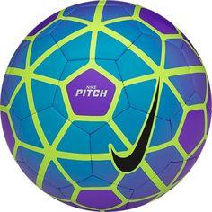Nike Pitch Ball Purple/Blue/Volt