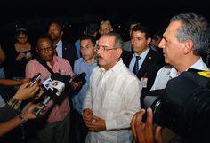 Revista El Cañero: Publicado el 6 de mayo de 2013  Presidente Medina satisfecho por la continuación d...