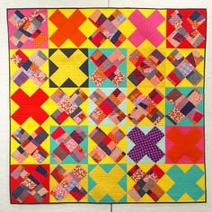 quilt: a kiss for paul — bits and bobbins